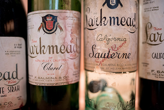 Vintage Salmina era bottlings.